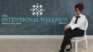 The Intentional Wellness Group Website Header Designed by Paris